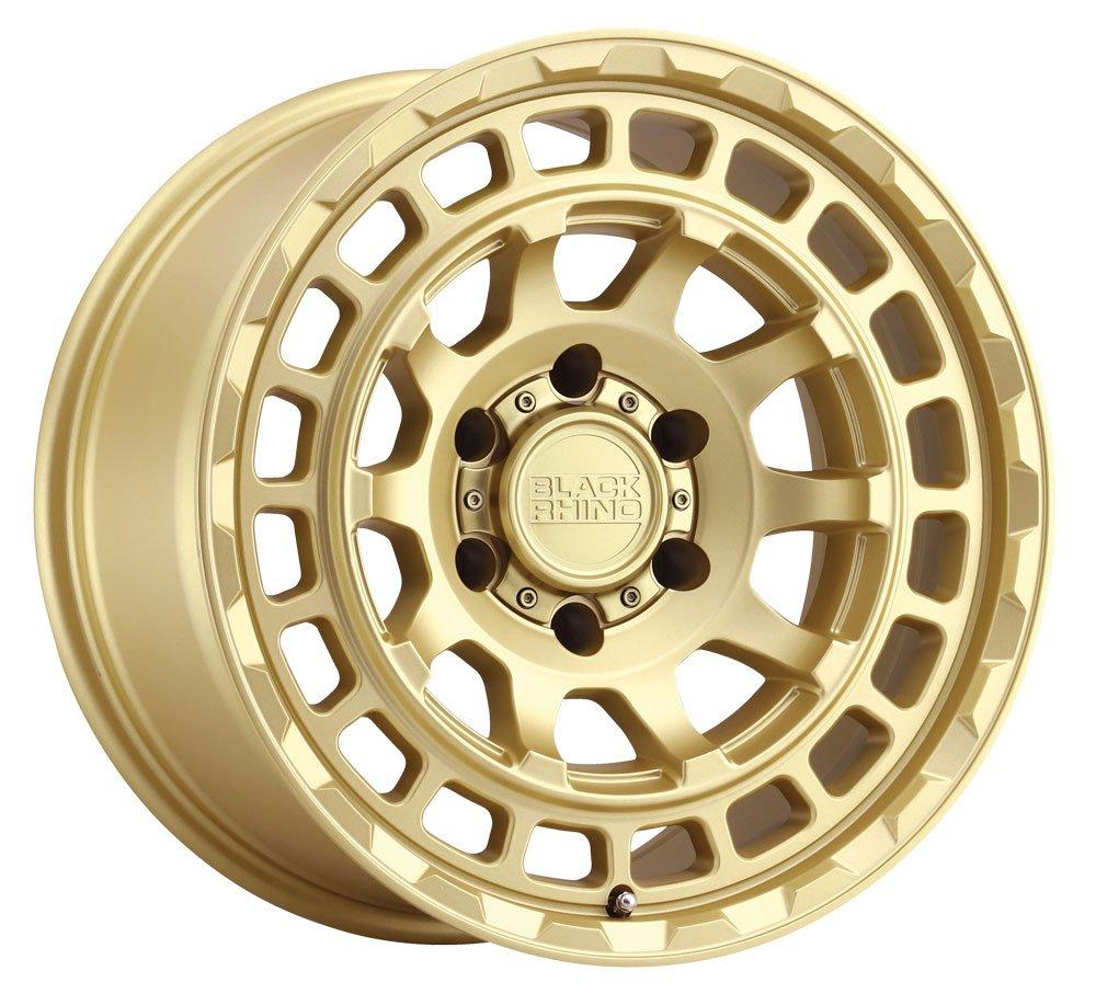 Black Rhino Chamber wheels