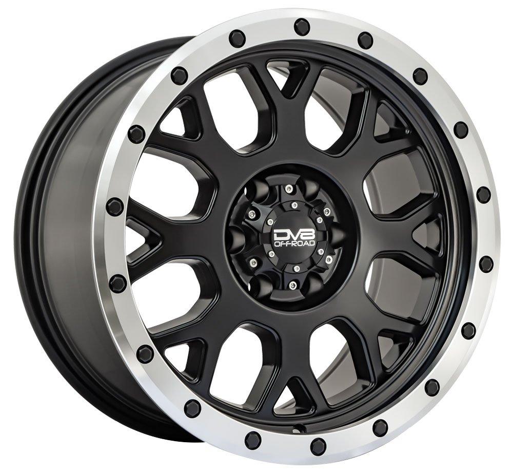 DV8 Offroad 887 aftermarket wheels