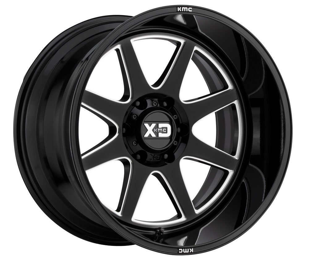 KMC Wheels XD844 Pike aftermarket wheels