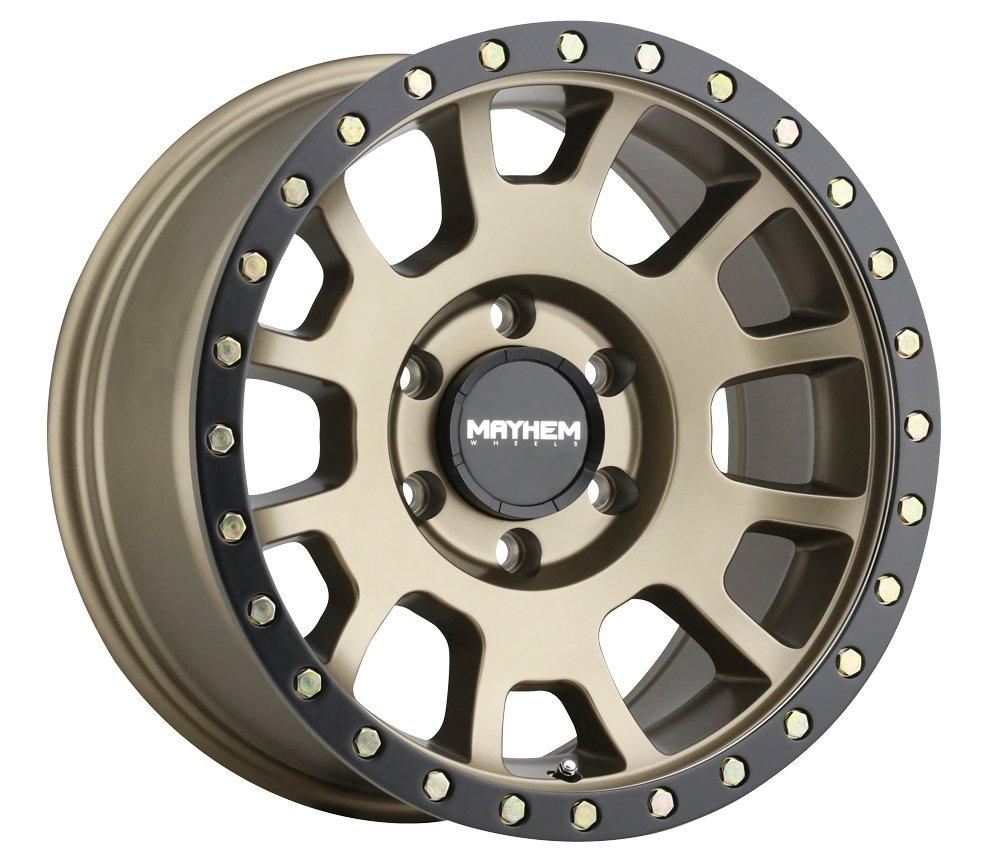 Mayhem Wheels 8302 Scout aftermarket wheels