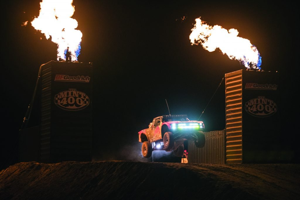 The Mint 400 is quite the show!