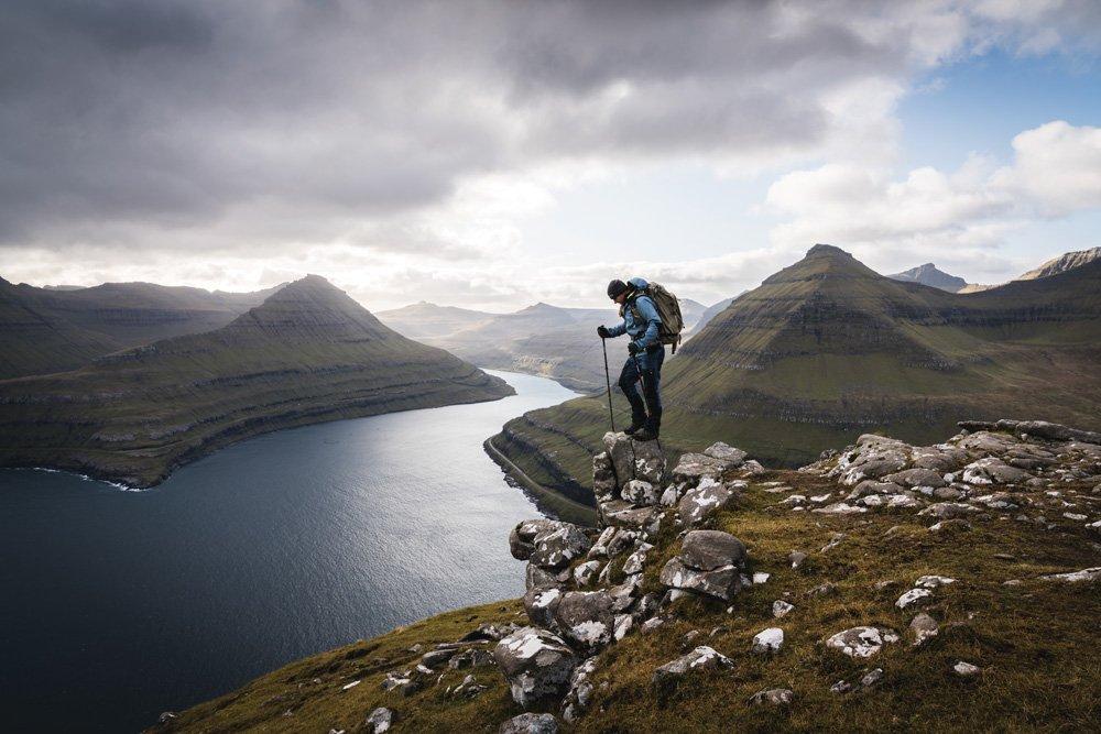 Faroe Islands is a self-governed land of Denmark